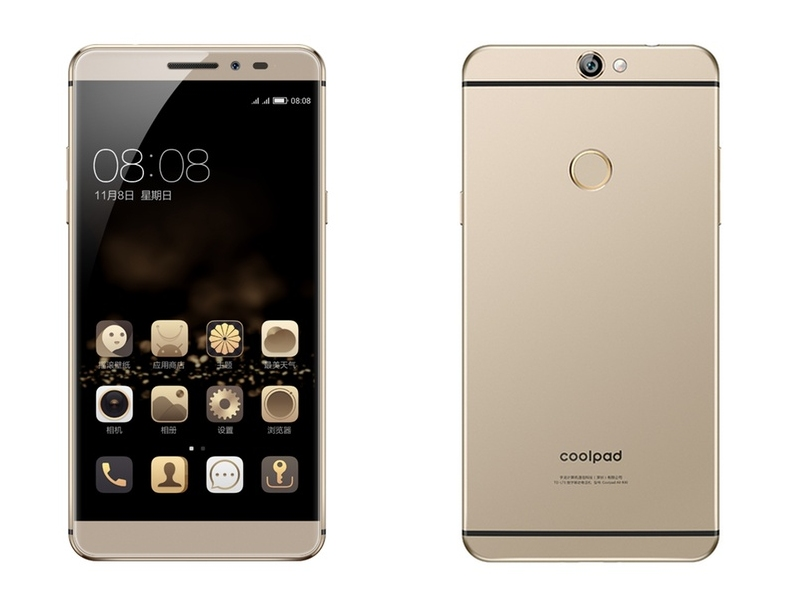coolpad_max_gold_front_back