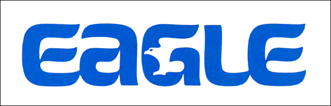 The Eagle Computer logo.